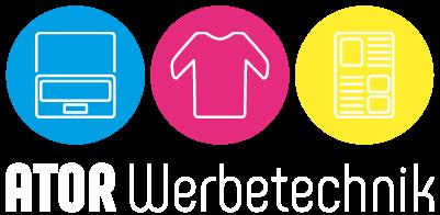 ATOR-Werbetechnik Logo